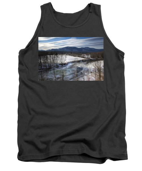 Winter In North Conway Tank Top