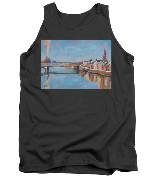 Winter In Wyck Maastricht Tank Top