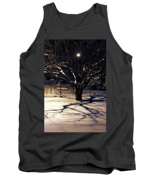 Winter Romace Tank Top by Samantha Thome