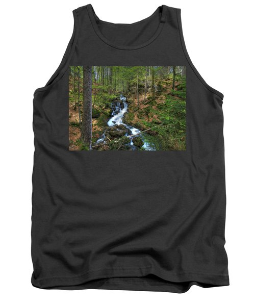 Winter Run Off Tank Top