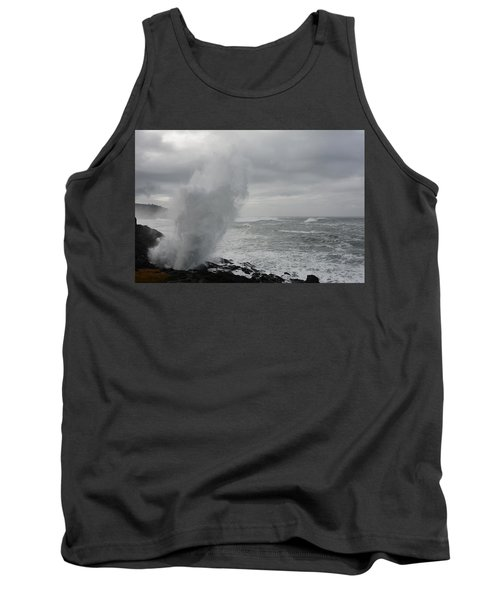 Winter Storm Tank Top
