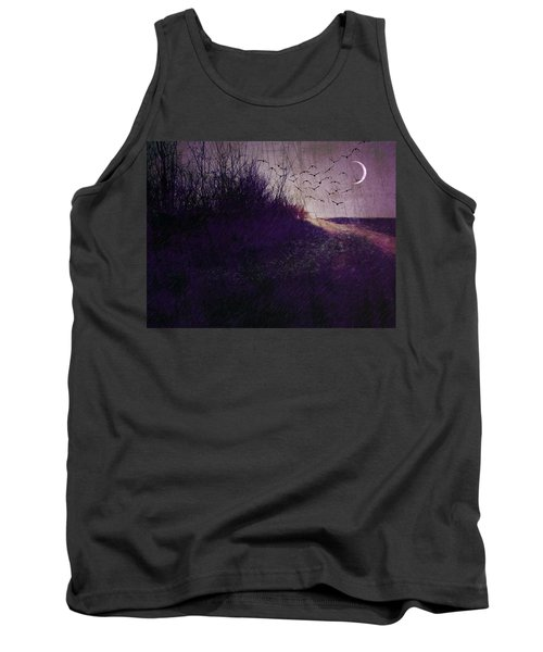 Winter To Spring The Promise Of New Life. Tank Top