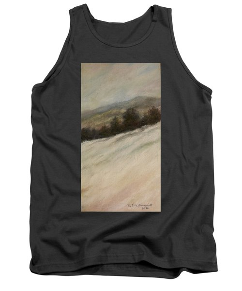 Winter Twilight Tank Top
