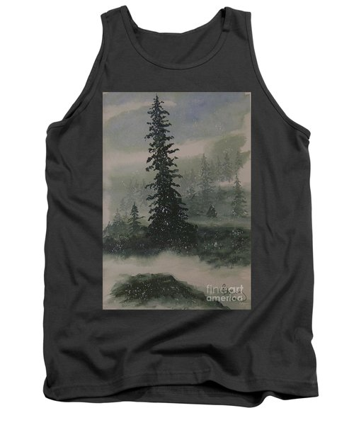 Winter Up North Tank Top