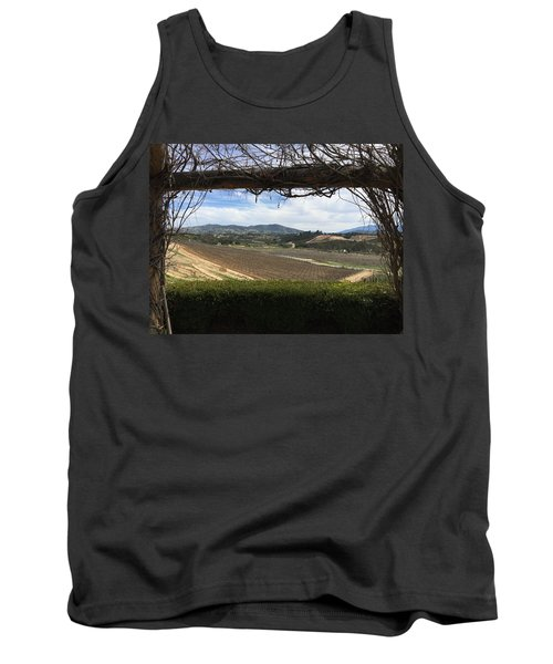Winter Vines Tank Top