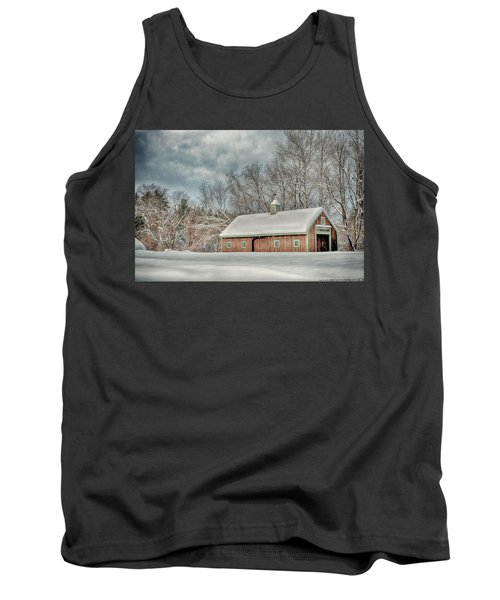 Winters Coming Tank Top by Tricia Marchlik