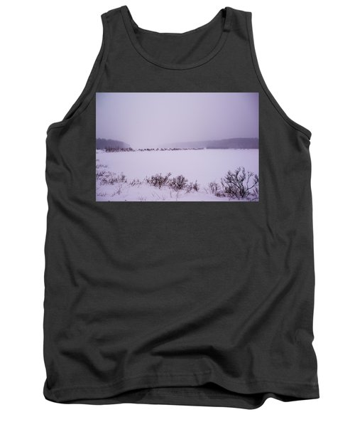 Winter's Desolation Tank Top