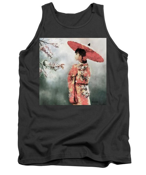 Winter's End Tank Top