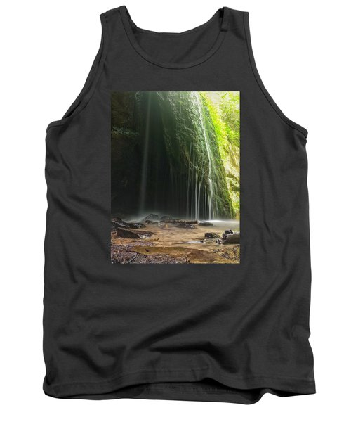 Tank Top featuring the photograph Wisconsin Waterfall by Nikki McInnes