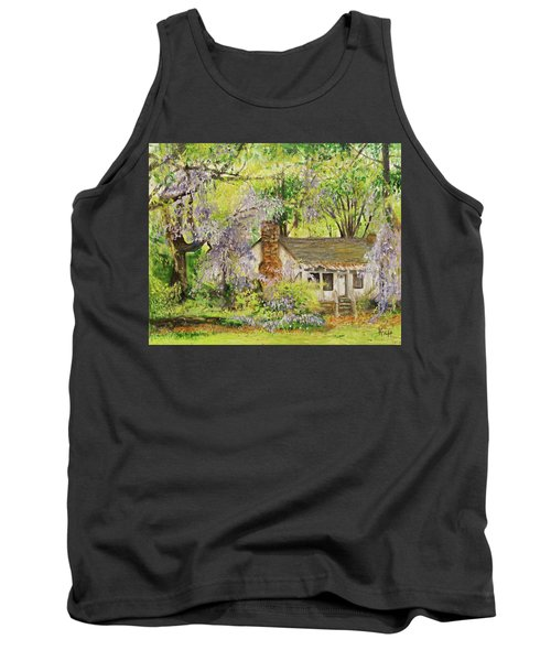 Wisteria House Two Tank Top