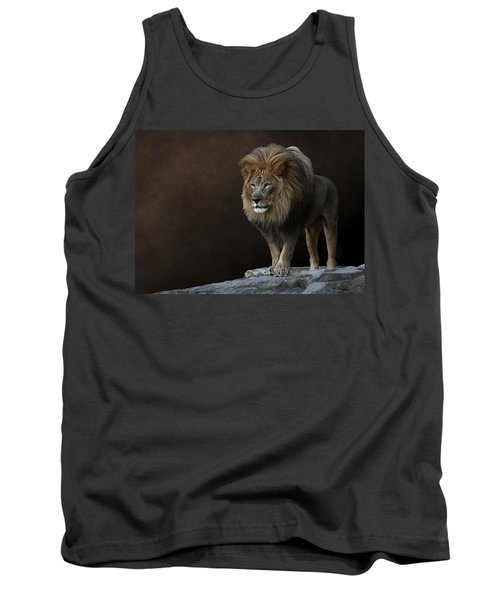 With Age Comes Wisdom Tank Top
