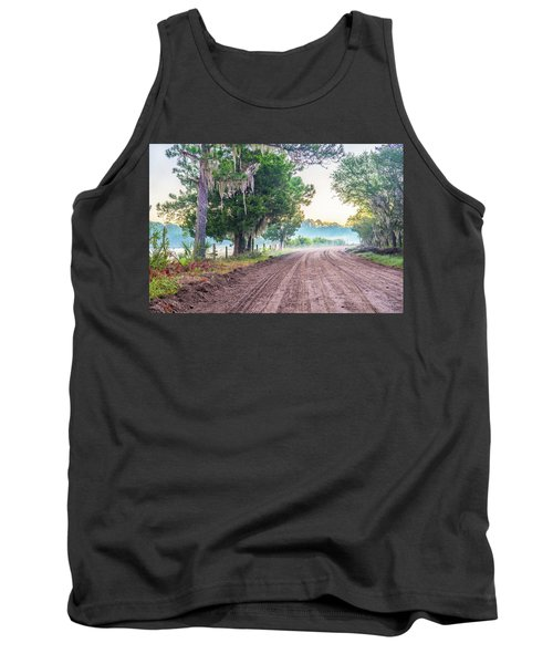 Witsell Rd - Church Field Fog Tank Top