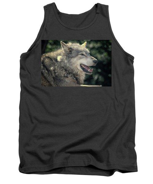 Wolf Rock Tank Top