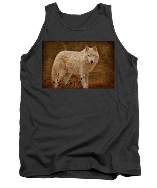 Wolf Tank Top