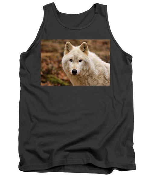 Wolf Watching Tank Top