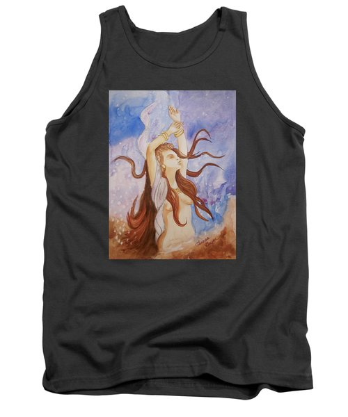 Woman Unleashed Tank Top