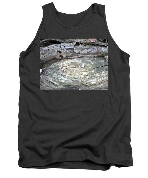 Wood Knot Tank Top by Michele Wilson
