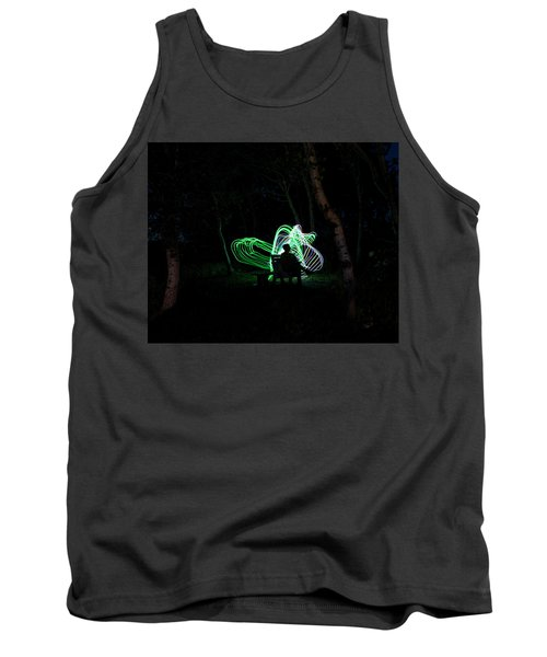 Woodland Fairies Tank Top by Ellery Russell