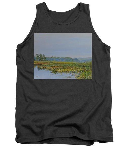 Woodland Lake Tank Top