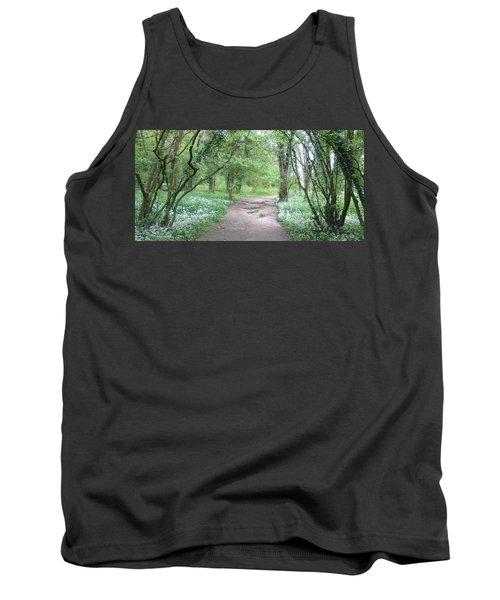 Woodland Path 1 Tank Top
