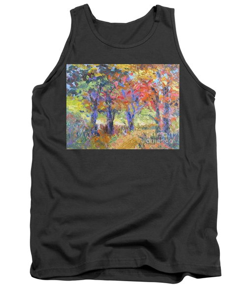 Woodland Walk Tank Top