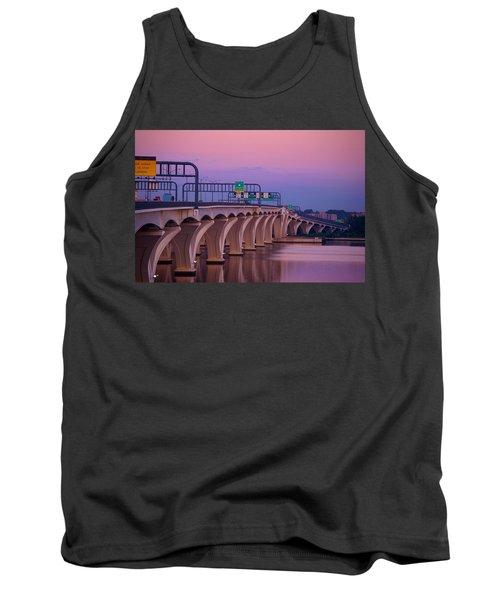 Woodrow Wilson Bridge Tank Top