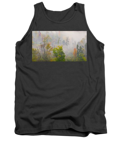 Woods From Afar Tank Top