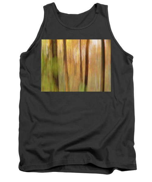 Woodsy Tank Top by Bernhart Hochleitner