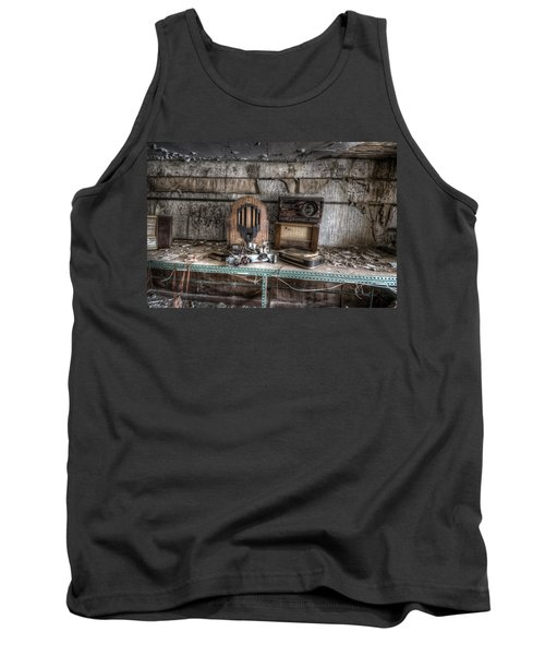 Work Time Tank Top by Nathan Wright