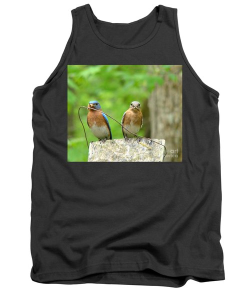 Working Couple Tank Top