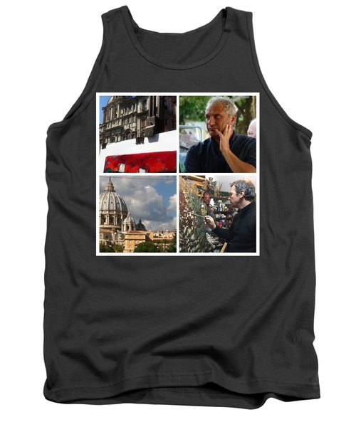 Working On New Work 1 Tank Top