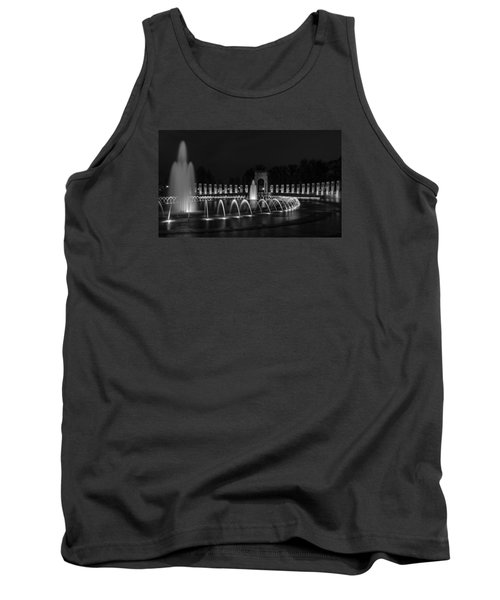 World War II Memorial Tank Top