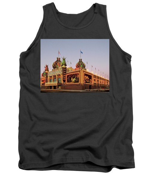 World's Only Corn Palace 2017-18 Tank Top