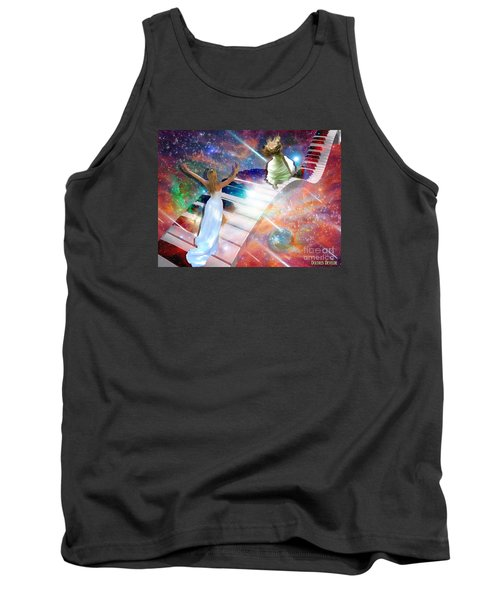 Worship In Spirit And In Truth Tank Top by Dolores Develde