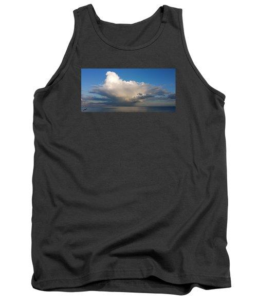 Worthing Cloudscape2 Tank Top by John Topman