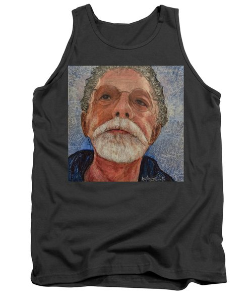 Wounds That Don't Heal Tank Top by Ron Richard Baviello
