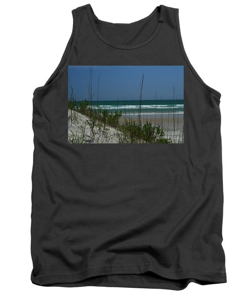 Wrightsville Beach North Dunes Tank Top