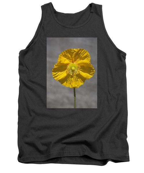 Wrinkled Beauty Tank Top by Morris  McClung