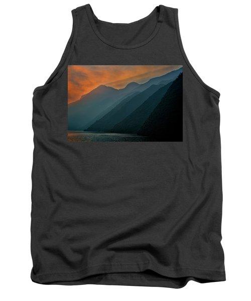 Wu Gorge Sunrise Tank Top