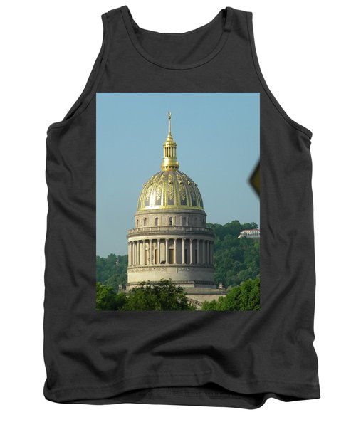 Wv State Capital Building  Tank Top