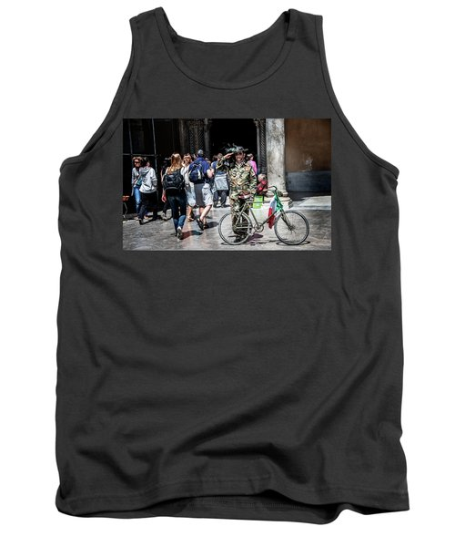 Ww II Soldier Tank Top by Patrick Boening