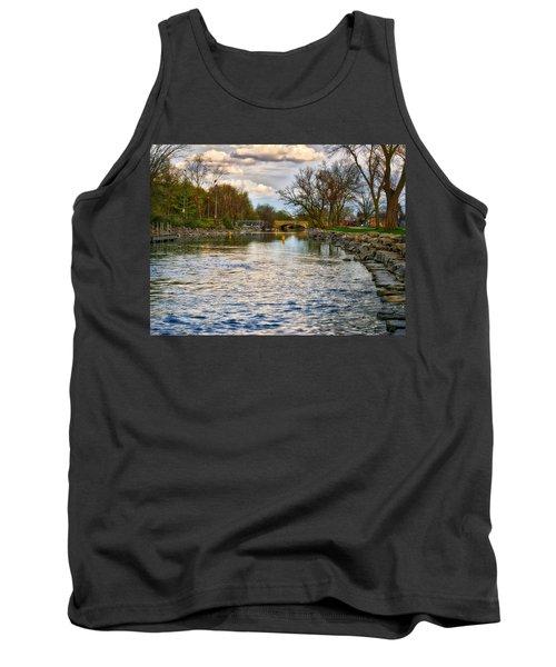 Yahara River, Madison, Wi Tank Top