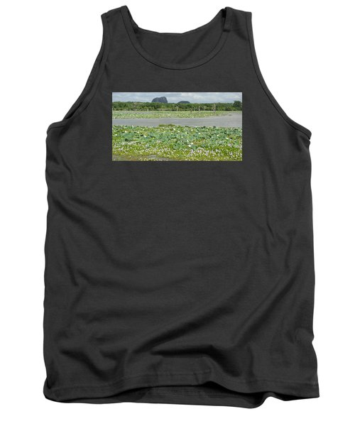Tank Top featuring the photograph Yala National Park by Christian Zesewitz