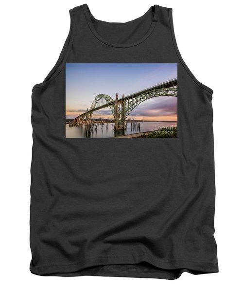 Yaquina Bay Bridge Tank Top