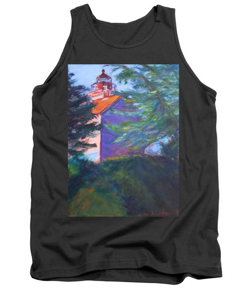 Yaquina Bay Lighthouse  Tank Top