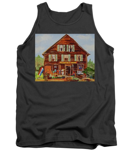 Ye Olde Sale Shoppe Tank Top