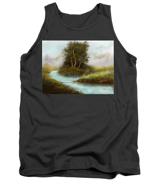 Yearling Tank Top by Sena Wilson