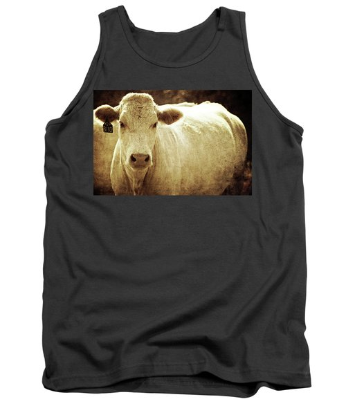 Tank Top featuring the photograph Yeg 3110 by Trish Mistric