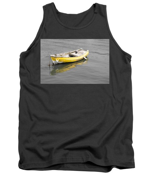 Yellow Boat Tank Top