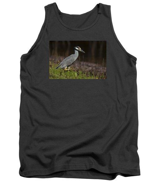 Yellow-crowned Night Heron Tank Top